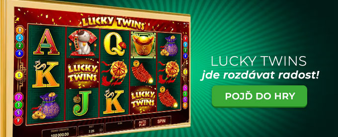 Lucky Twins! online slot!