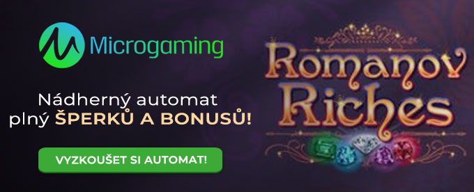 Online casino hra Romanov Riches